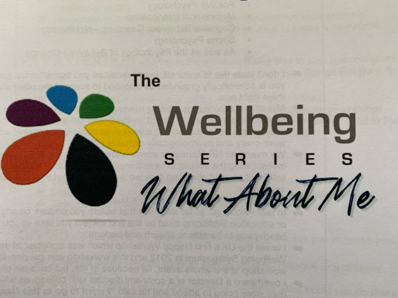 Wellbeing Calendar - Day 1