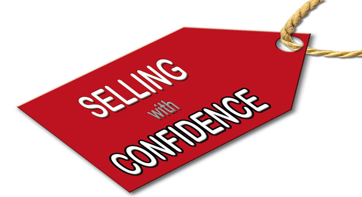 Selling  with confidence - Sales Training Course